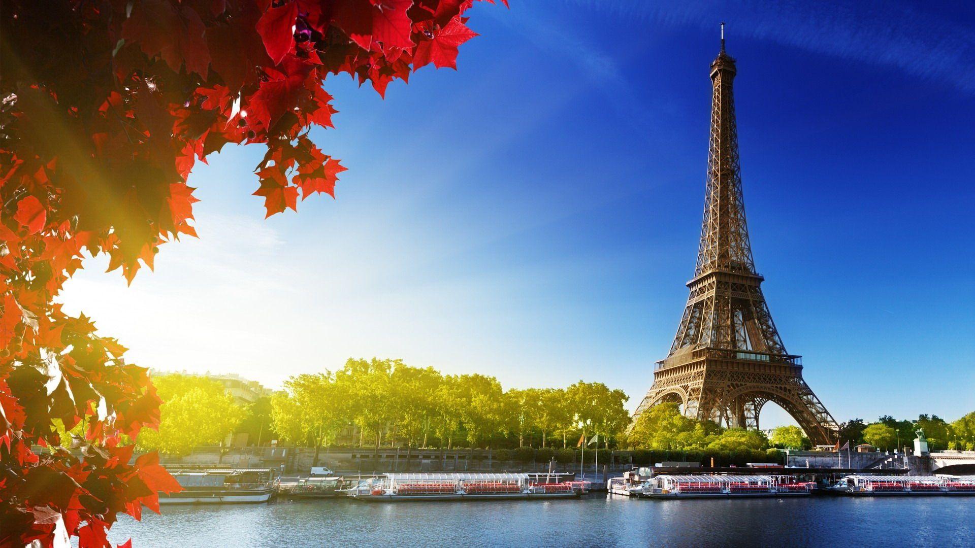Париж рисунок загрузить